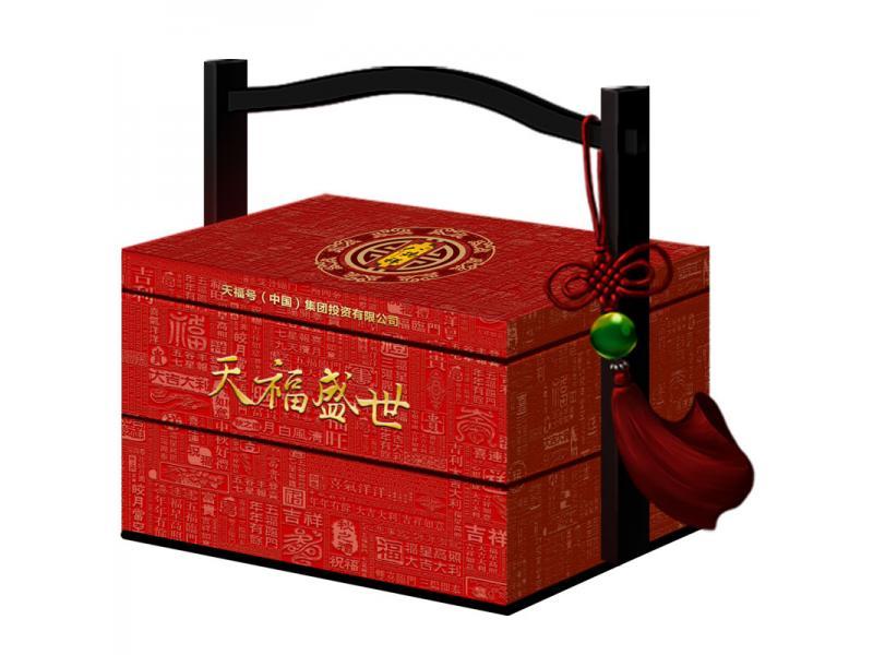 天福盛世2270g现货/礼券(全国一件代发)