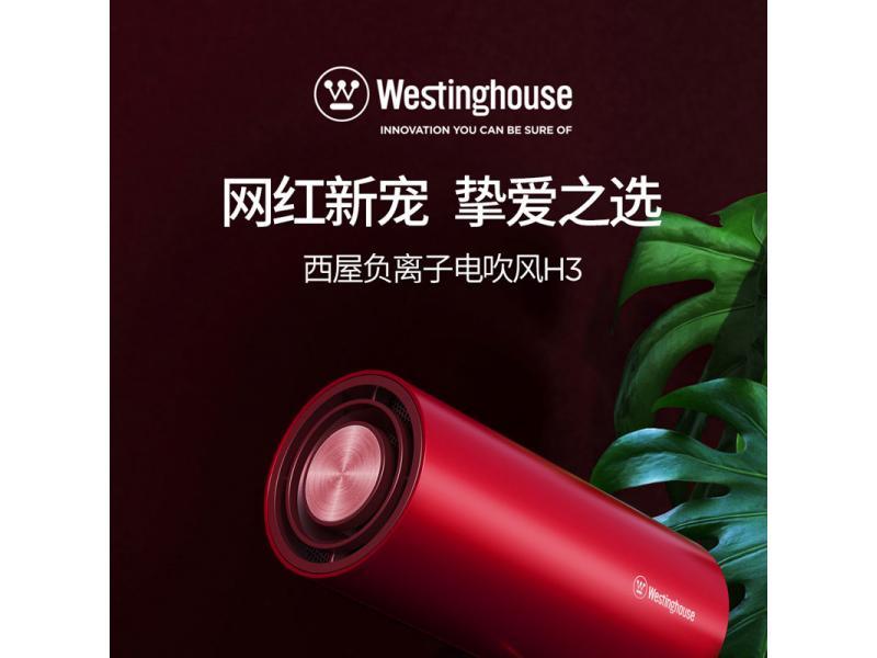 西屋Westinghouse-电吹风 网红款宿舍家用负离子大功率便携式
